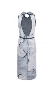 CLOUD_DS068.JWN- Fog.Slim Dress2