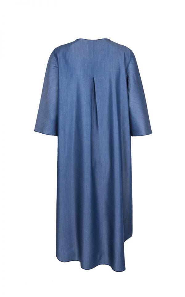 CLOUD_DS069.IND-Quarry.Shirt Dress2