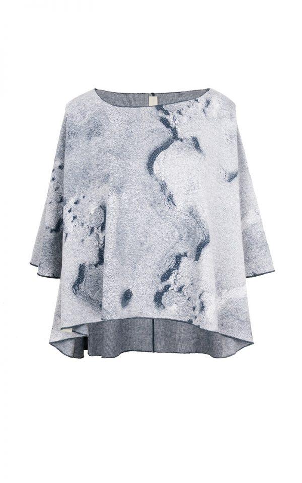 CLOUD_TS015.JWN – Dunes.Oversized T-shirt