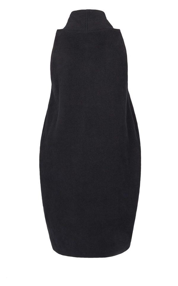 16.VOLCANO BLACK Dress_CP.aw1718_200€