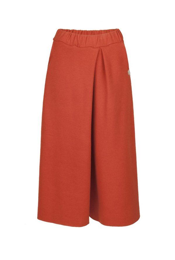 31.WOOL ORANGE Oversized Shorts_CP.aw1718_230€