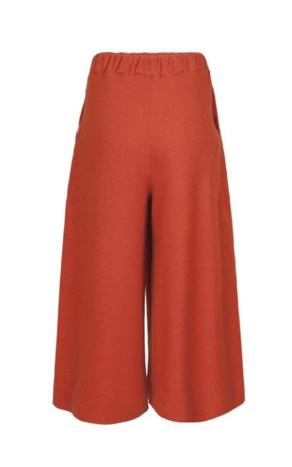 32.WOOL ORANGE Oversized Shorts_CP.aw1718_230€