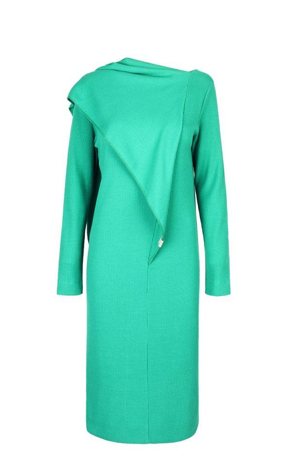 25. CLOP scarf dress.Mint low copy