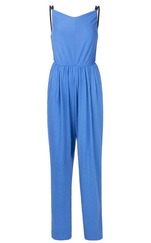 15. PLIABLE Catsuit Blue