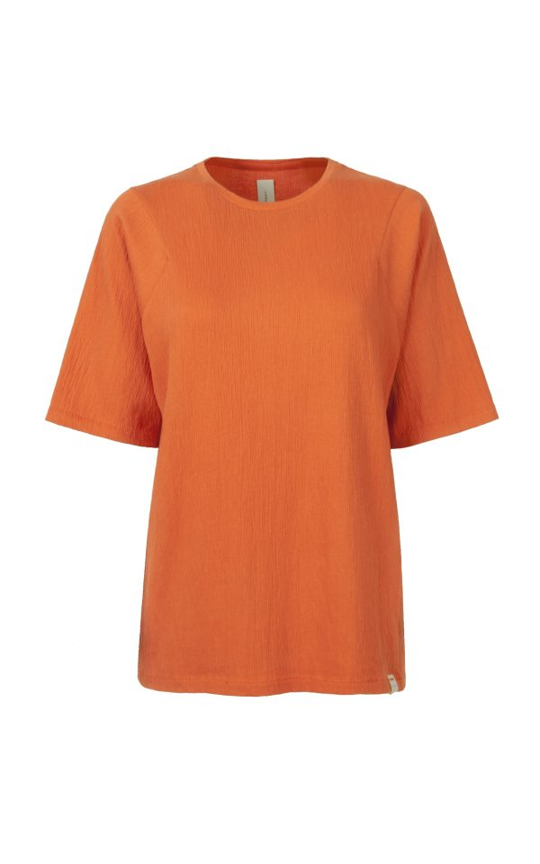 2. EGON T-shirt Tangerine copy