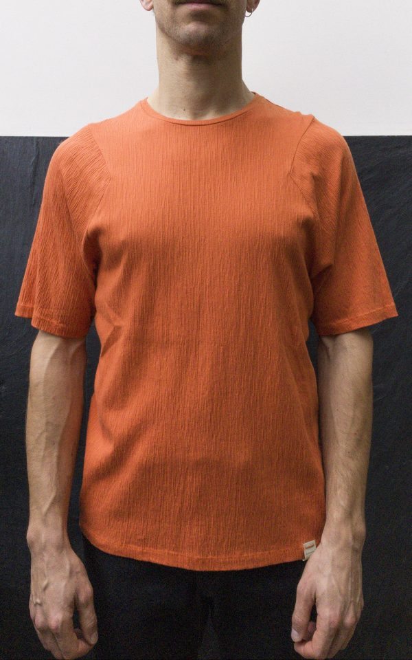 EGON T-shirt_ tangerine