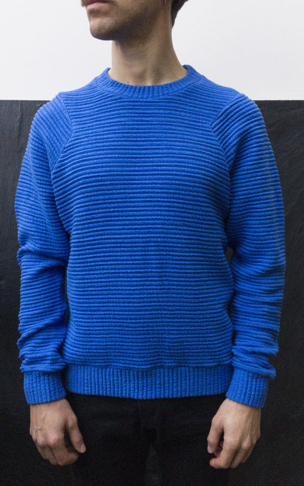 EGON sweater_ blue