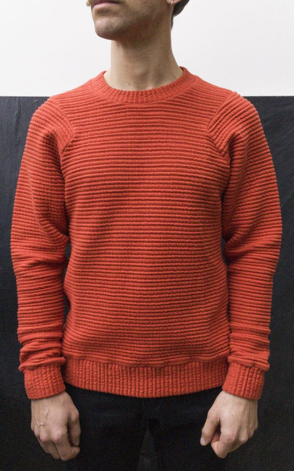 EGON sweater_ copper