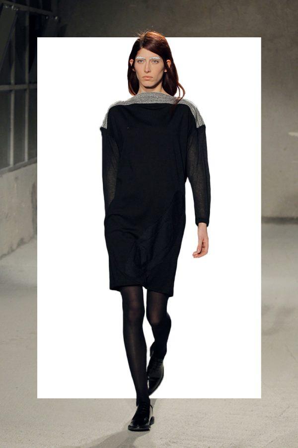 GRANITE MODAL DRESS_ LONG